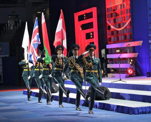 IX Международный турнир по дзюдо среди полиции и армии 2015