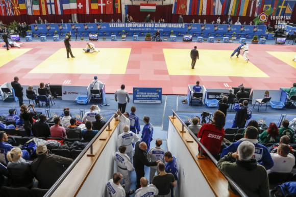 Чемпионат Европы по дзюдо среди ветеранов, Балатонфюред 2015